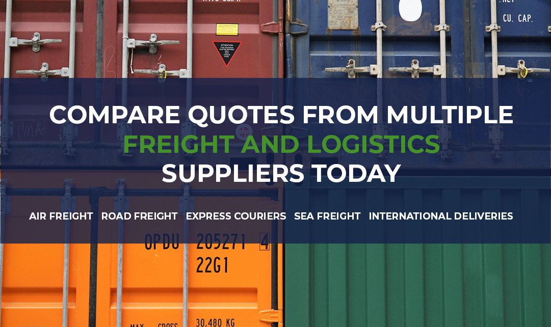 Freight small banner